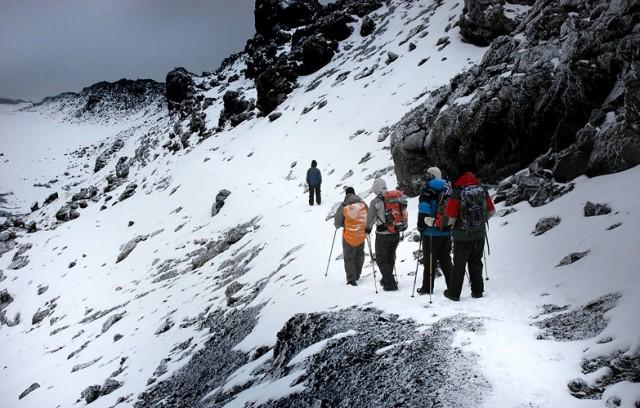 The Weather of Kilimanjaro