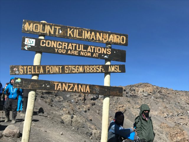 Seven Tips for Summiting Mt. Kilimanjaro